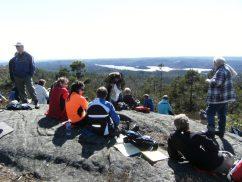 Tur til Hisåsen våren 2012